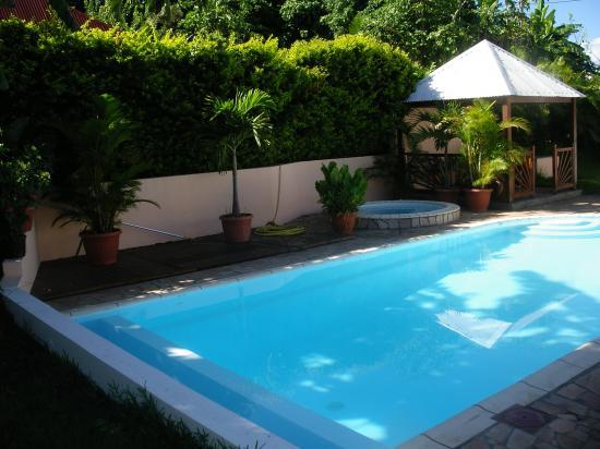 piscine de la location de vacances