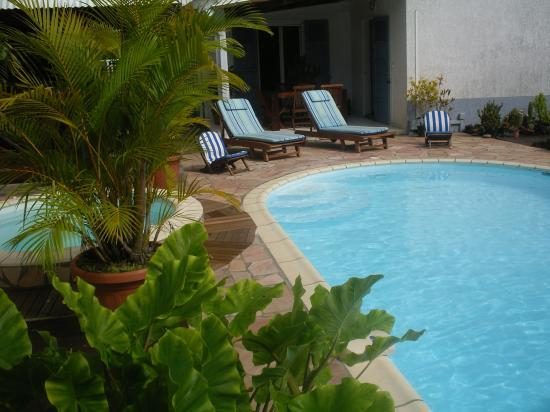 piscine du meublé