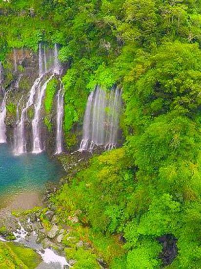 langevin waterfalls