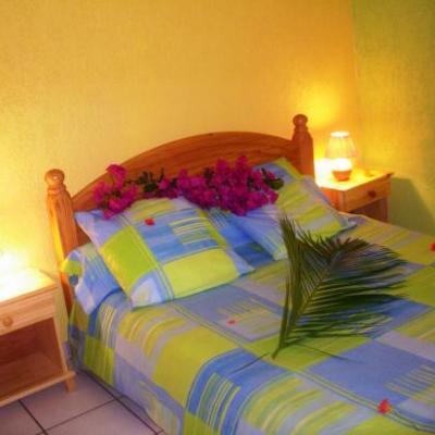chambre 4 du meublé de tourisme
