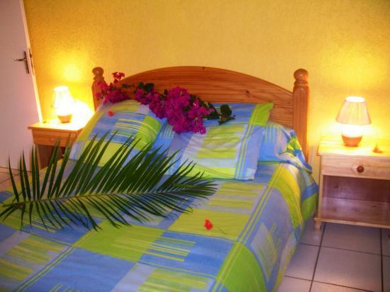 chambre 4 de la villa