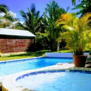 jacuzzi et piscine du logement