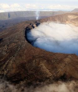 Volcan retour au calme